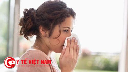 Việc xoa bóp bấm huyệt tại vị trí mũi là rất quan trọng