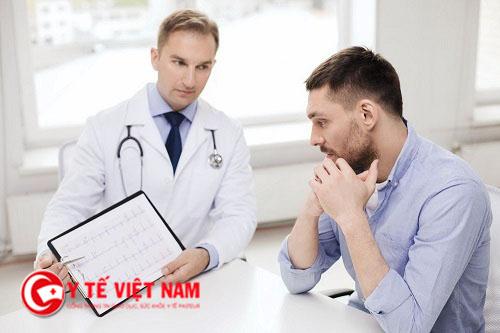 Hiện tượng xuất tinh máu cần phải thăm khám và điều trị kịp thời