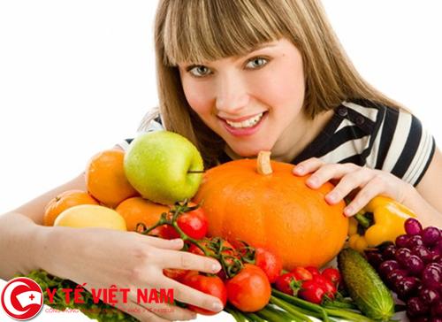 Bổ sung dinh dưỡng phù hợp trong chế độ ăn hàng ngày