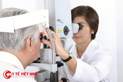 Phòng khám đa khoa 125 Thái Thịnh tuyển dụng bác sĩ khoa mắt