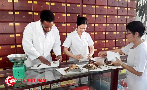 Bác sĩ Đông y làm việc tại Hà Nội với mức lương hấp dẫn