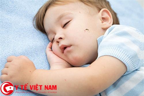 Bệnh học sốt rét ở trẻ em