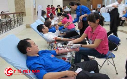 Dự thảo Luật hiến máu còn nhiều tranh cãi nhiều vấn đề