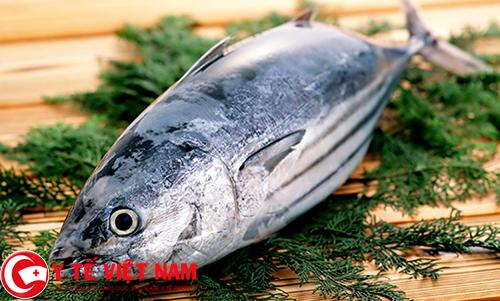 Món ăn chế biến từ cá sẽ giúp bạn cảm thấy nôn miệng trong bữa ăn