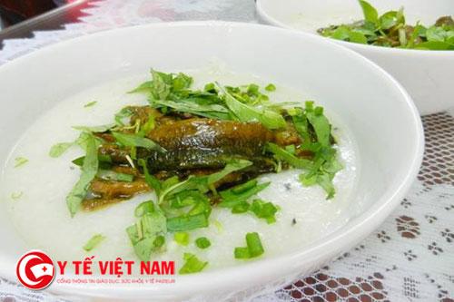 Cháo lươn cà rốt là món ngon dinh dưỡng không thể bỏ qua