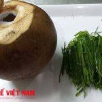 Cách chữa bệnh gút bằng lá trầu và nước dừa