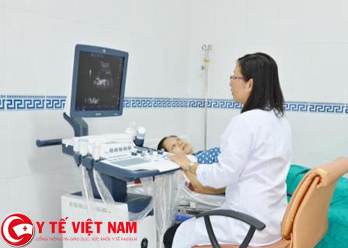 Kỹ thuật viên siêu âm làm việc tại Hà Nội lương cao