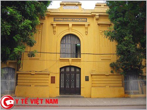Trường Đại học Dược Hà Nội