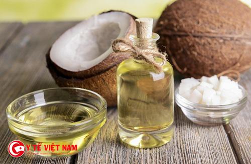 Dầu dừa có tác dụng điều trị bệnh viêm da dị ứng vô cùng hiệu quả