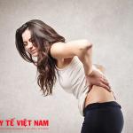 Đâu thắt lưng triệu chứng bệnh thoái hóa cột sống