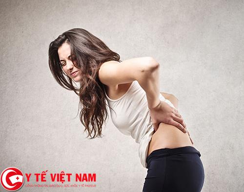 Đau thắt lưng triệu chứng bệnh thoái hóa cột sống