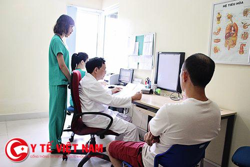 Địa chỉ khám bệnh thần kinh tại Hà Nội