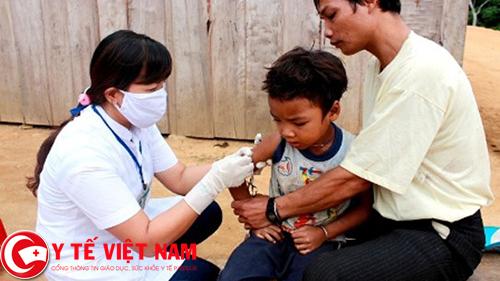 Các gia đình nên chủ động tiêm phòng phòng tránh dịch bệnh