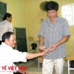 Chữa bệnh gout bằng diện chẩn