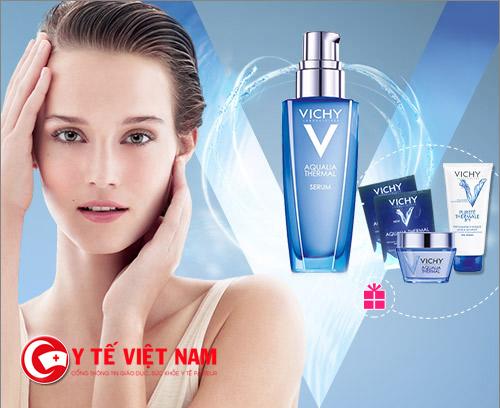 Dược mỹ phẩm Vichy