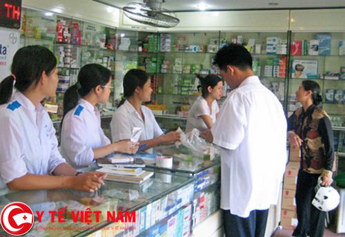 Công ty Cổ phần Chữ Thập Xanh tuyển dụng Dược sĩ