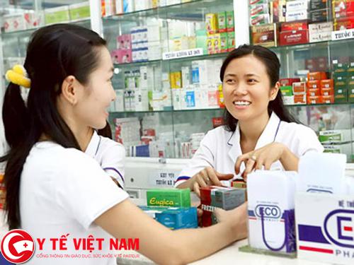 Dược sĩ bán thuốc làm việc tại TP. Hồ Chí Minh