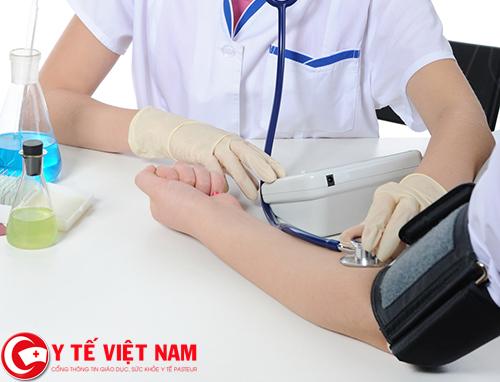 Làm cho huyết áp giảm