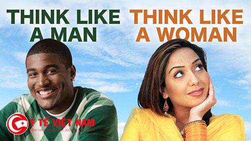 Sự khác biệt giữa nam và nữ là điều rất thú vị