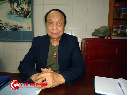 """Lương y Nguyễn Huy một người thầy thuốc đúng nghĩa """"Lương y như từ mẫu"""""""