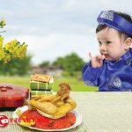 Bạn nên có chế độ dinh dưỡng riêng cho trẻ