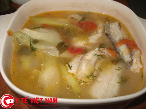 Nguyên tắc dinh dưỡng dành cho người bệnh thoát vị đĩa đệm nên ăn cá biển