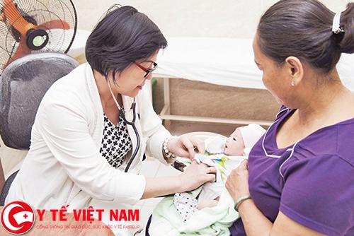 Nhân viên đào tạo làm việc tại bệnh viện đa khoa quốc tế Thu Cúc lương cao