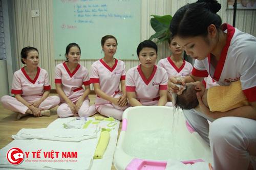 Tuyển dụng nhân viên điều dưỡng đa khoa chăm sóc mẹ và bé