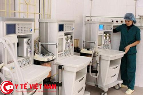 Nhân viên lắp đặt thiết bị Y tế có nhiệm vụ lắp đặt các thiết bị y tế