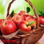Bị sốt siêu vi nên ăn táo
