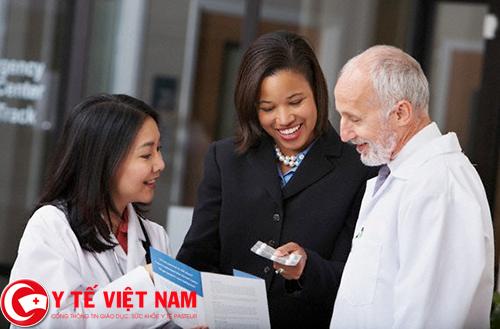 Quản lý trình dược viên ở Hà Nội