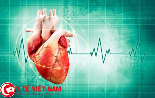 Biến chứng khó thở, rối loạn nhịp tim.