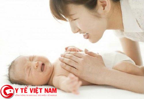 Sản phụ mang thai ngoài tử cung