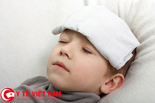 Chăm sóc khi bệnh nhân bị sốt cao