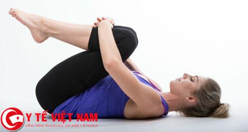 Tập thể dục hỗ trợ điều trị bệnh thoái hóa cột sống