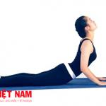Tập yoga hỗ trợ điều trị bệnh thoát vị đĩa đệm