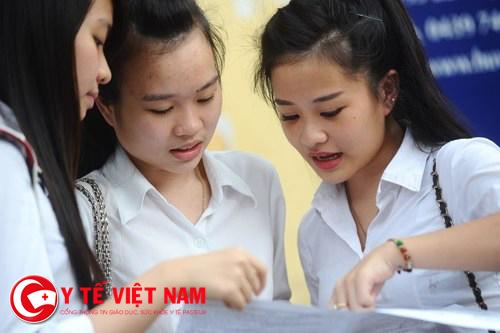Bài thi dưới 1 điểm sẽ trượt tốt nghiệp THPT