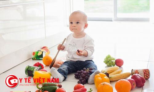 Mẹ hãy sáng tạo trong cách chiến biến và đa dạng thực đơn món ăn cho trẻ