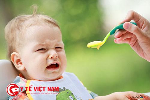 Trẻ biếng ăn tâm lý là nguyên nhân hàng đầu gây nên hiện tượng trẻ luời ăn