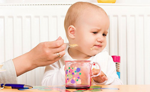 Trẻ biếng ăn vấn đề không chỉ riêng ai