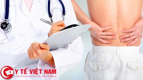 Có nhiều triệu chứng bệnh thoái hóa cột sống