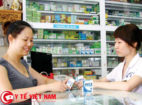Trình dược viên kênh bệnh viện Cà Mau