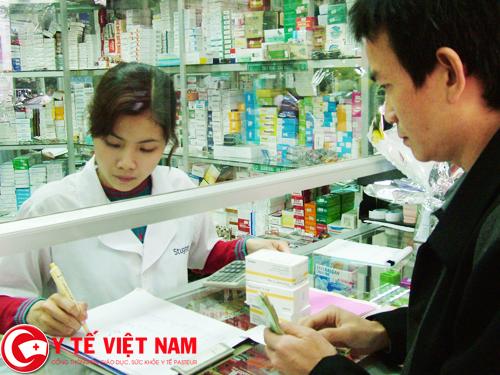 Trình dược viên kênh bệnh viện Vĩnh Phúc lương cao