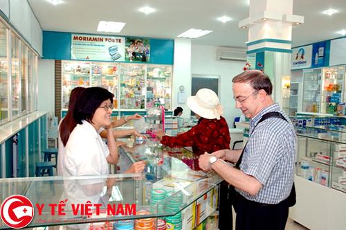 Trình dược viên làm việc tại TP. Hồ Chí Minh