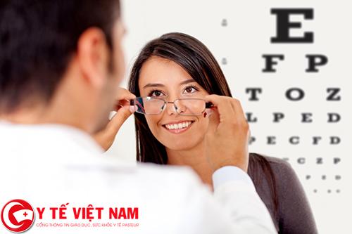 Tuyển dụng bác sĩ chuyên khoa mắt lương cao