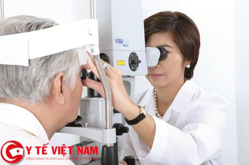 Tuyển dụng bác sĩ chuyên khoa mắt