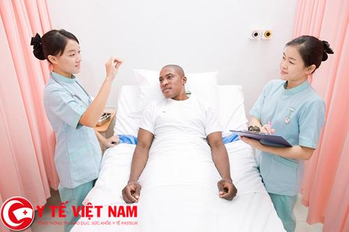 Bệnh viện Đa khoa Quốc tế Thu Cúc tuyển dụng kỹ thuật viên gây mê