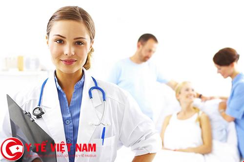 Tuyền dụng nhân viên y tá làm việc tại Bắc Ninh