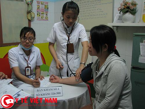 Tuyền dụng nhân viên y tá