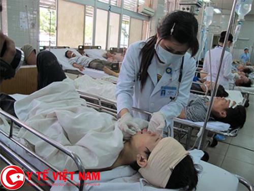 Nhân viên y tế làm việc ở TP. Hồ Chí Minh lương cao